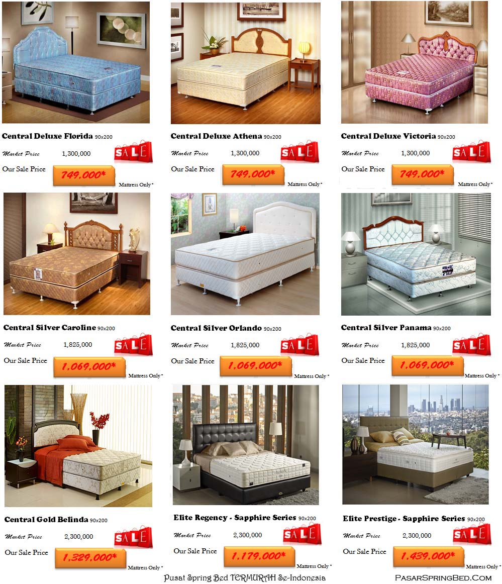 Central Elite Spring Bed Promo-priceupdated-withsaleslogo-nov 11 2013