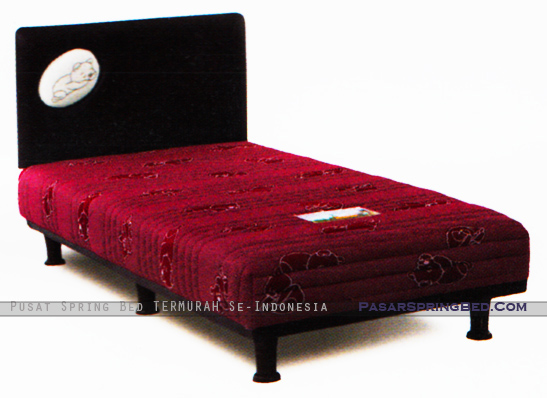 harga musterring spring bed - multibed symphony kids - hb beruang - symphony series - w
