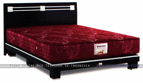 harga musterring spring bed - stanford - divan tokyo hb tokyo - stanford series - w