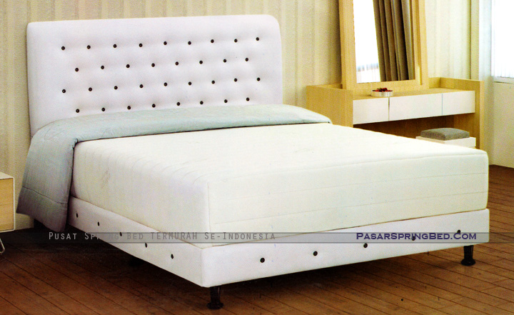 Harga Musterring Spring Bed Wellington Rebonded Spinal