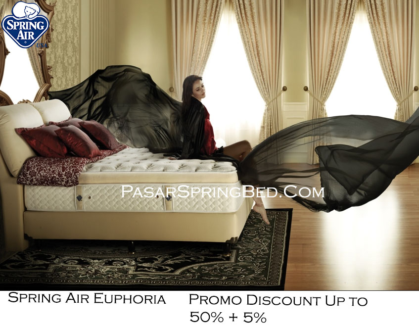 harga spring air spring bed