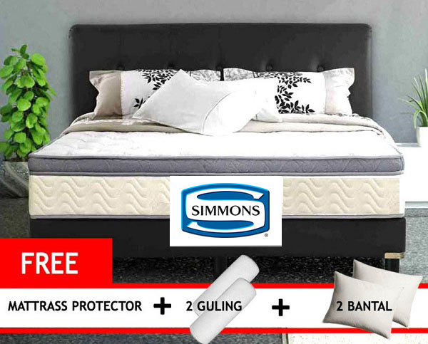 harga simmons spring bed